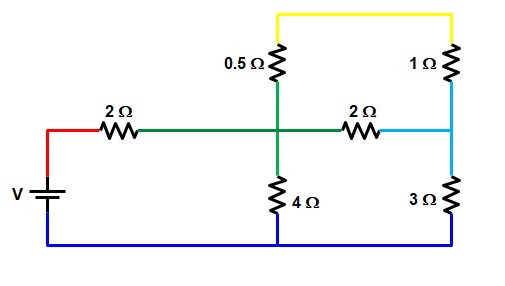 Basic Electrical | Series and Parallel circuit | Series Parallel circuit 22