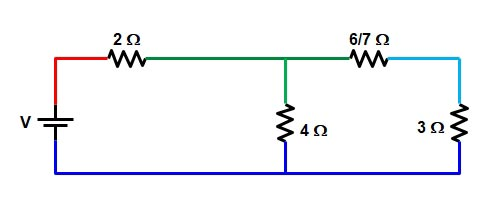Basic Electrical | Series and Parallel circuit | Series Parallel circuit 24