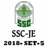 SSC-JE-2018