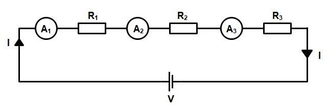 Resistors in series | Series Circuit 1
