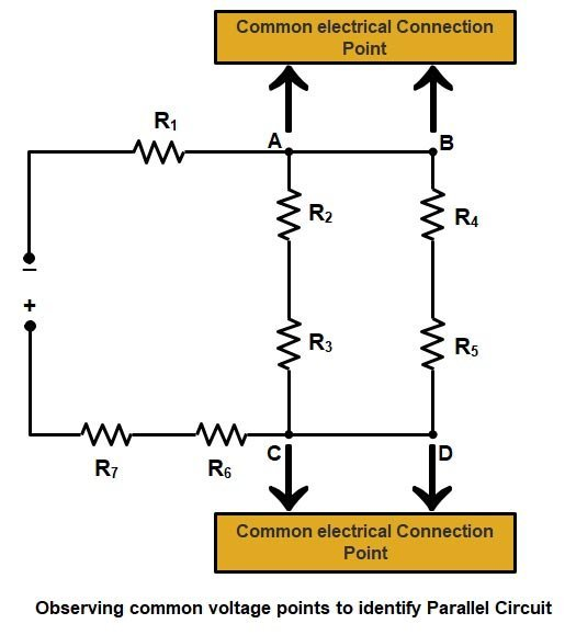 Basic Electrical | Series and Parallel circuit | Series Parallel circuit 4