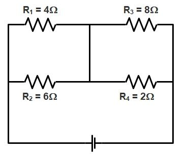 Basic Electrical | Series and Parallel circuit | Series Parallel circuit 6