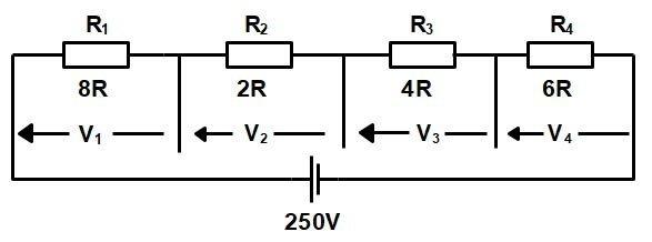 Resistors in series | Series Circuit 5