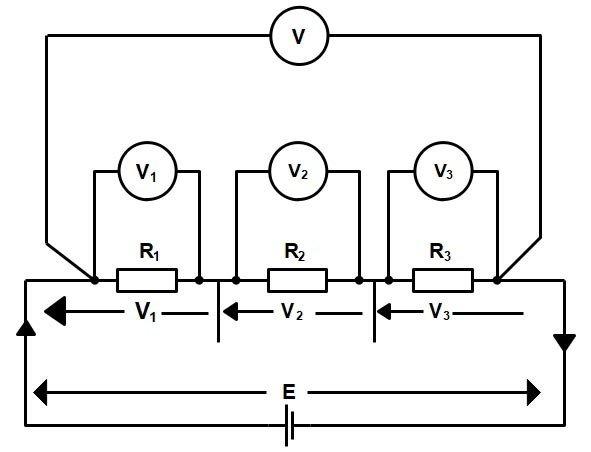 Resistors in series | Series Circuit 3