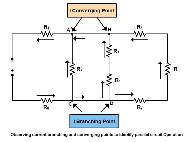 Basic Electrical | Series and Parallel circuit | Series Parallel circuit 5