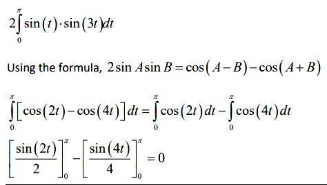 Is even function therefore the limits becomes